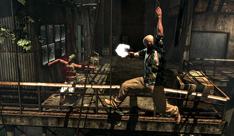 Max Payne 3 The Movie Playthroughline